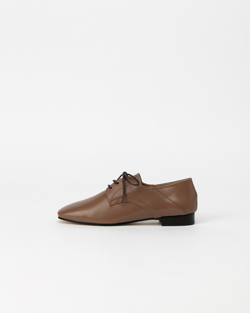Sanity Loafers in Cocoa Calf
