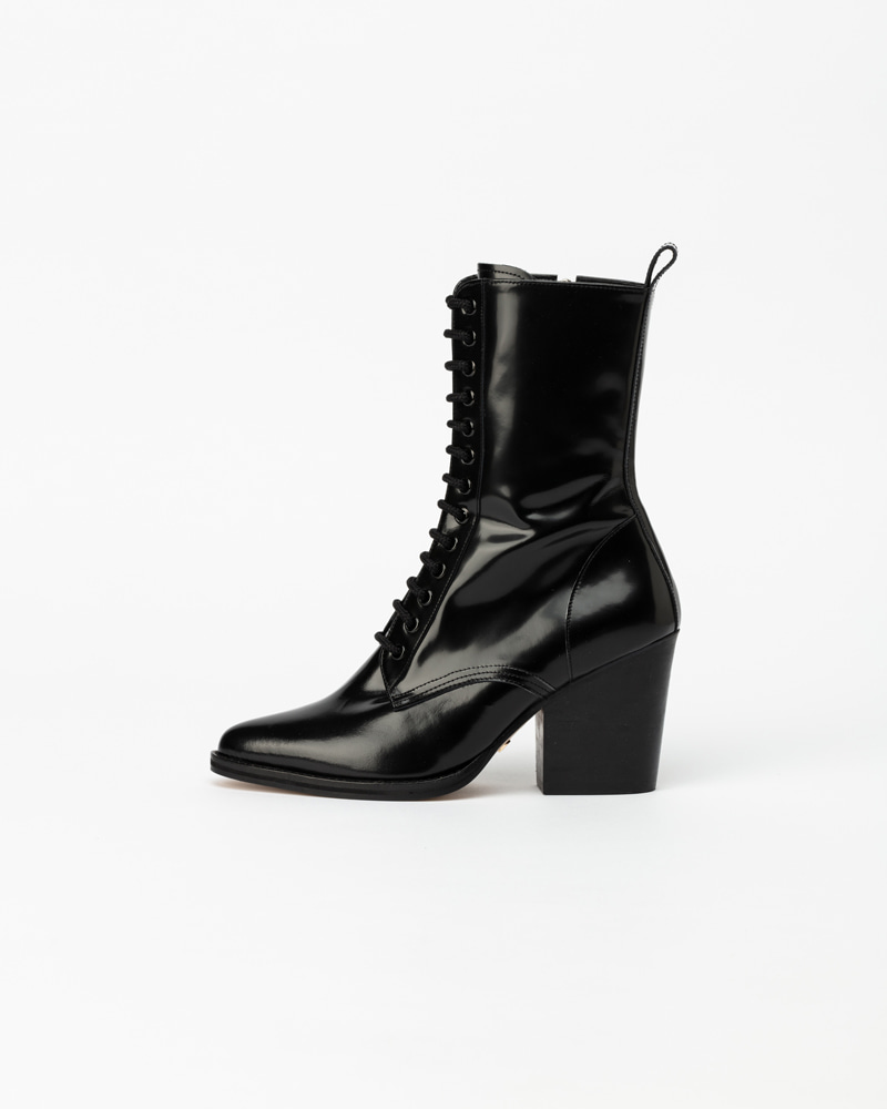 Segno Boots in Black Box