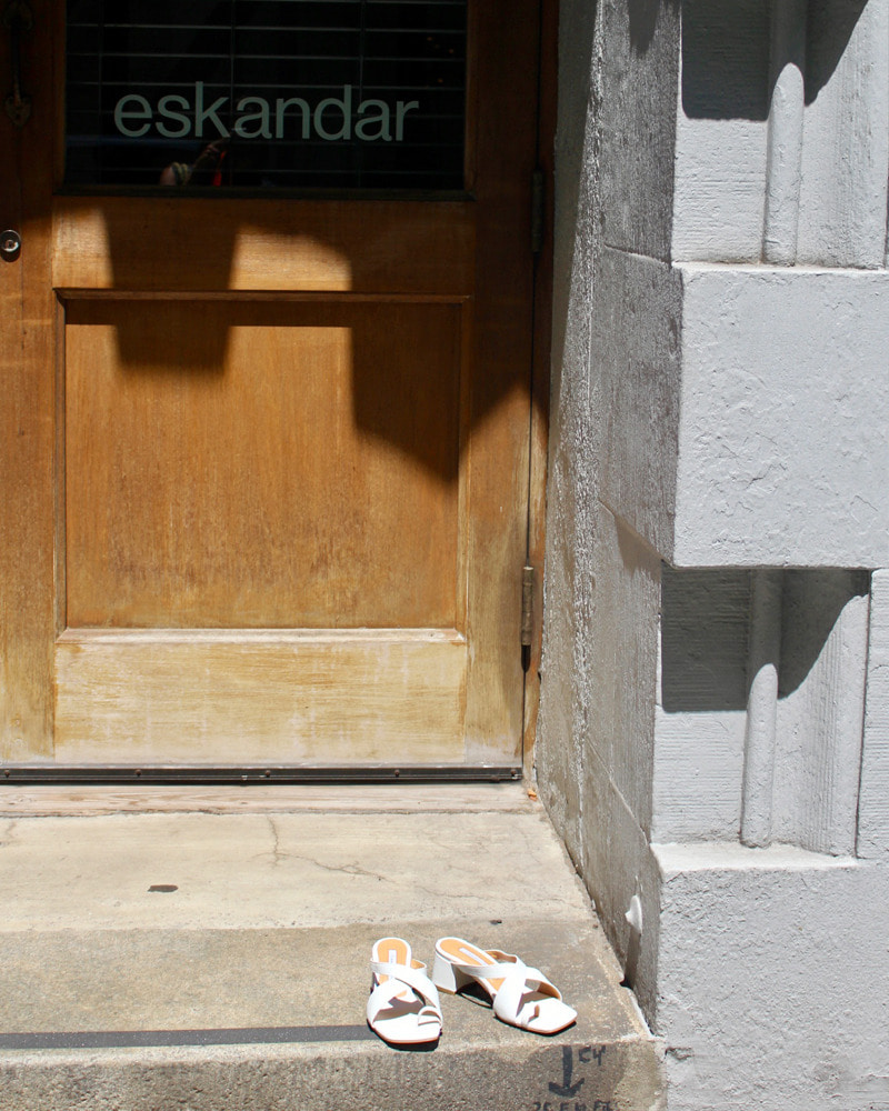 Linko Mule Sandals, Greenwich, New York, NY, 2019