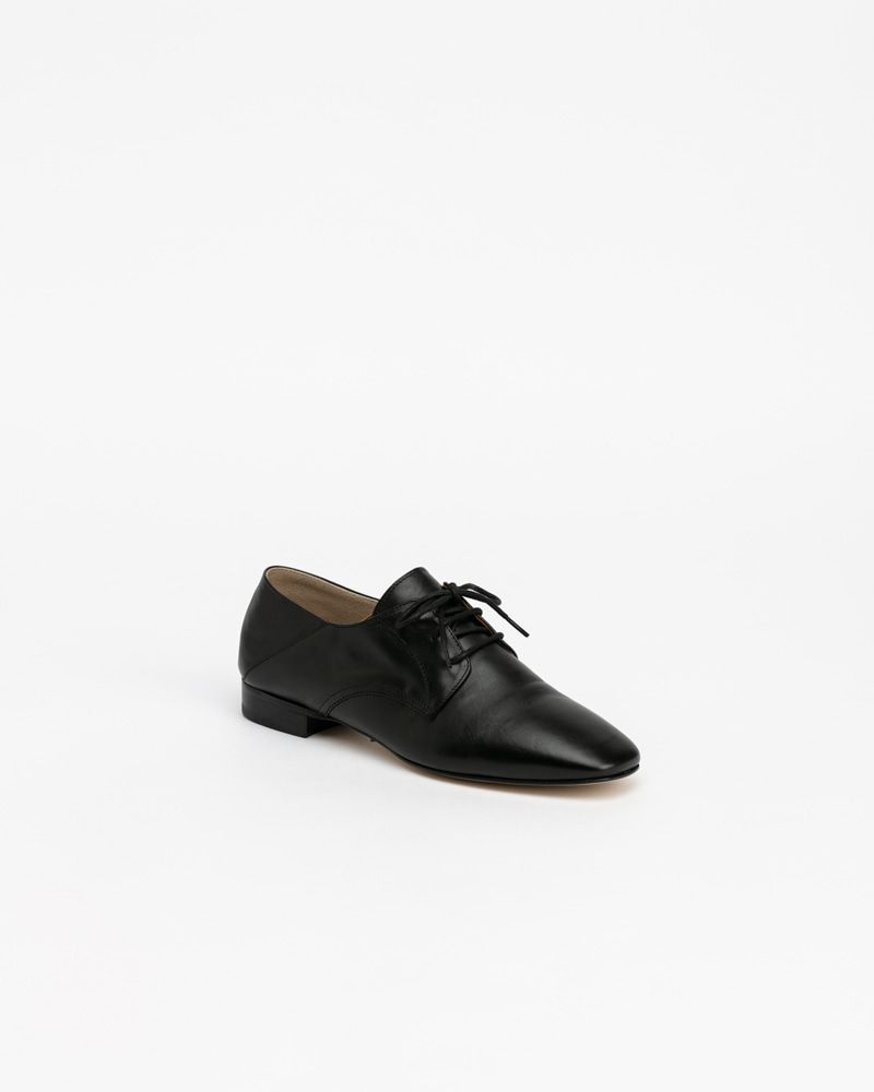 Sanity Loafers in Black Calf