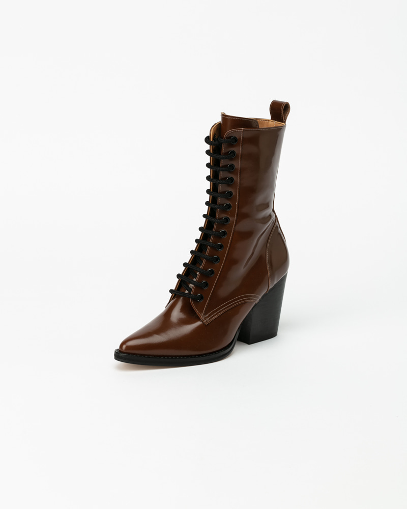 Segno Boots in Brown Box