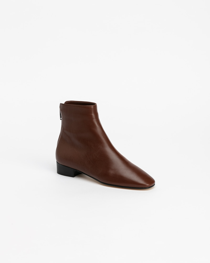 Allegory Boots in Brown Calf