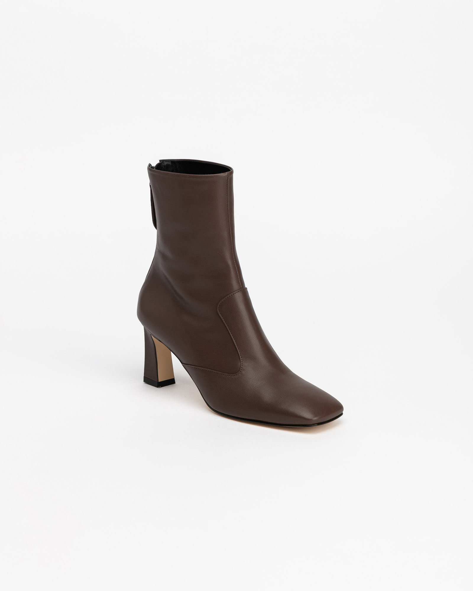 Elisa Boots in Roast Brown