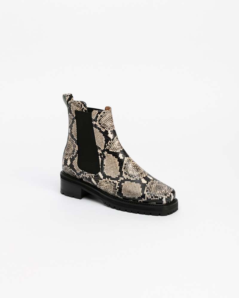 Flint Chelsea Boots in Python