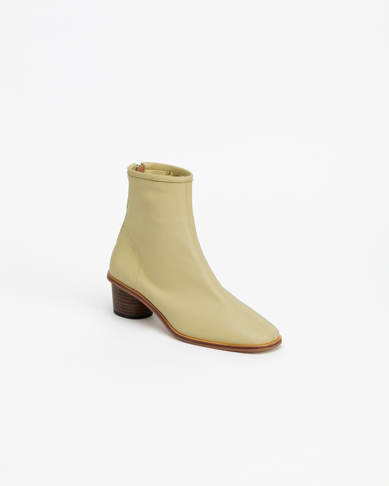 Souple Super Soft Boots in Crema Beige