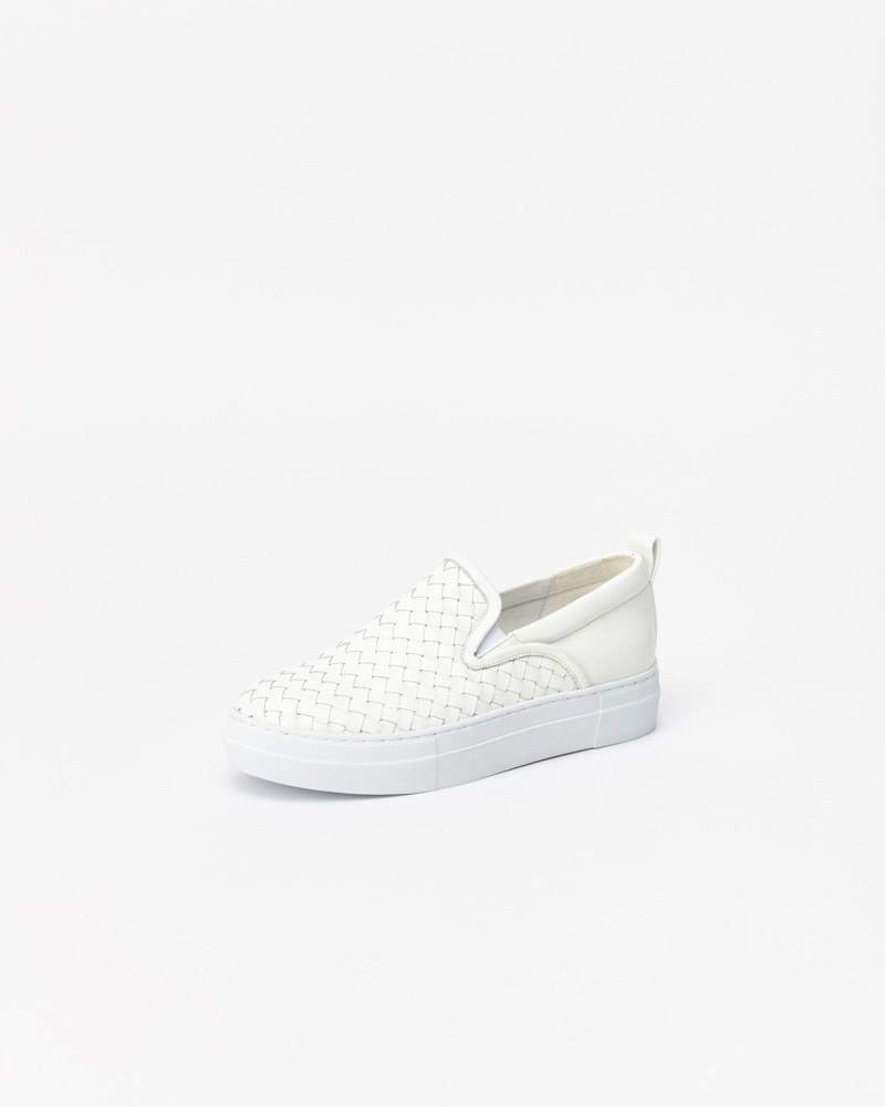 Fino Slip-on Sneakers in White