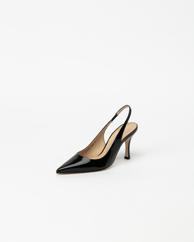 Philo Slingbacks in Black