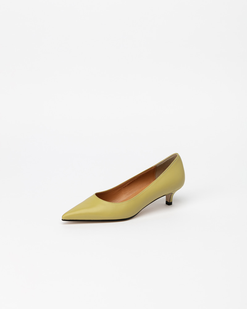 Philo Pumps in LineLight Yellow