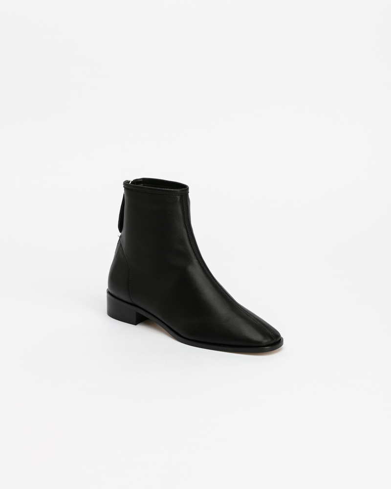 Souple Low Super Soft Boots in Black