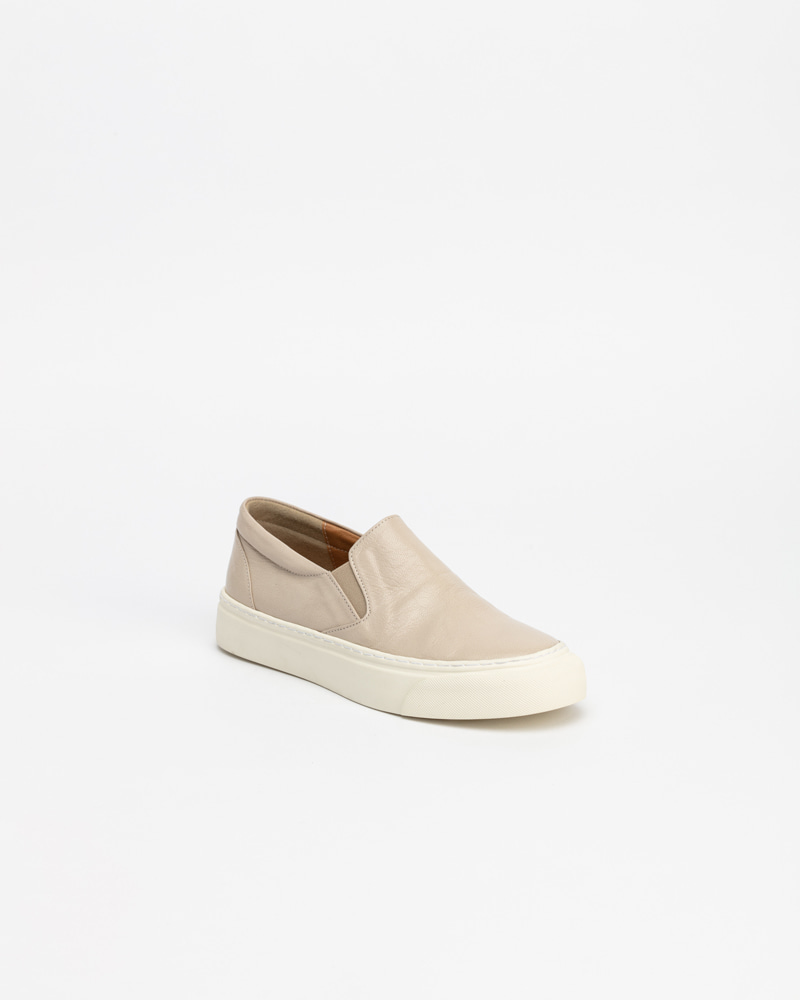 Presto Slip-on Sneakers in Pinkish Ivory