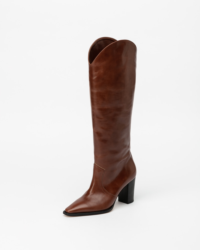 Claire Boots in Vintage Brown