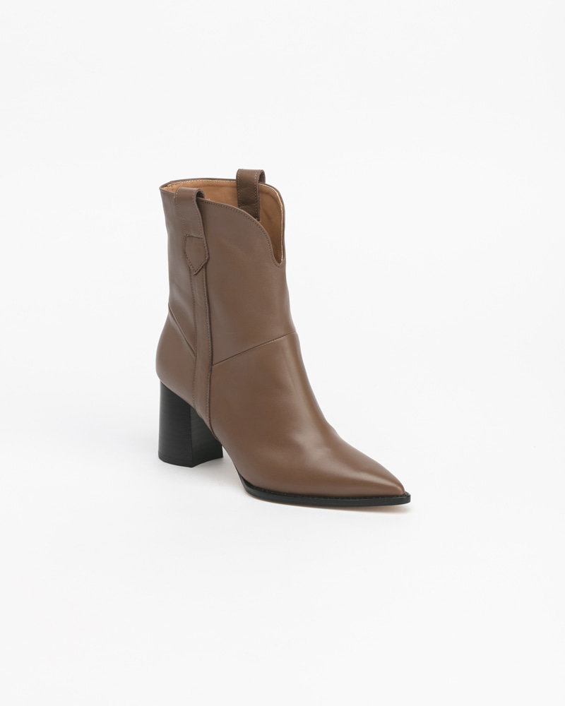 Jenkin Boots in Cocoa Brown