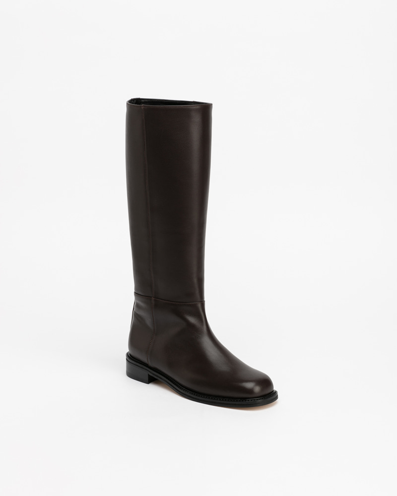 Brisa Boots in Dark Brown
