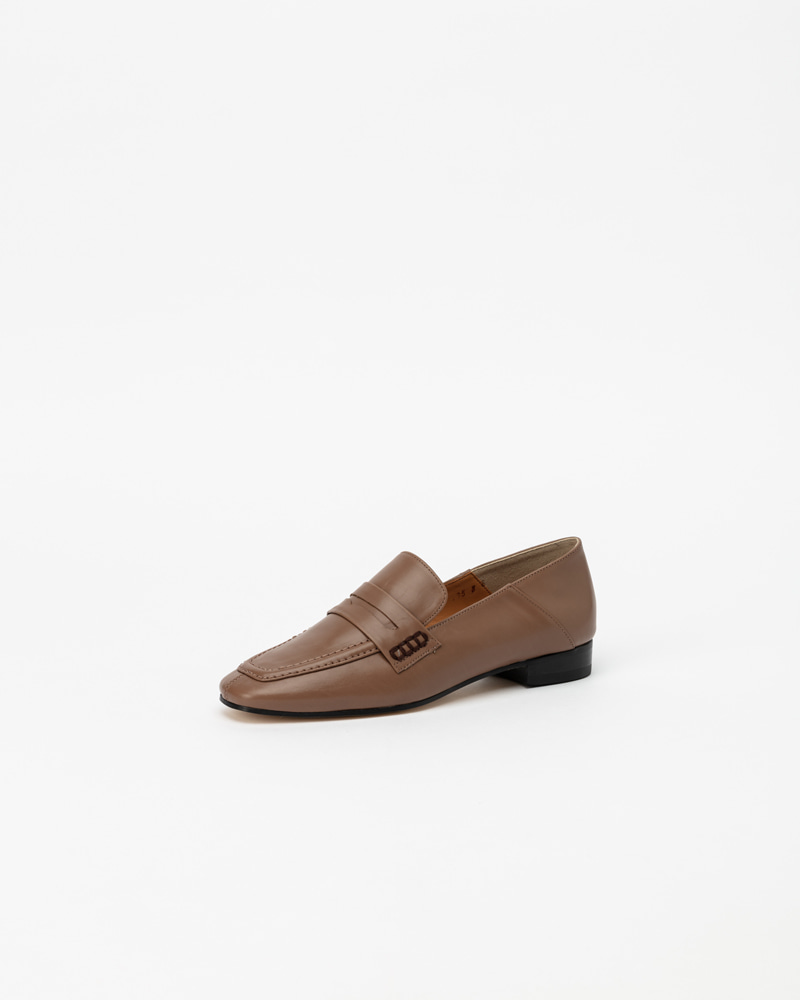 Sansal Loafers in Cocoa Calf