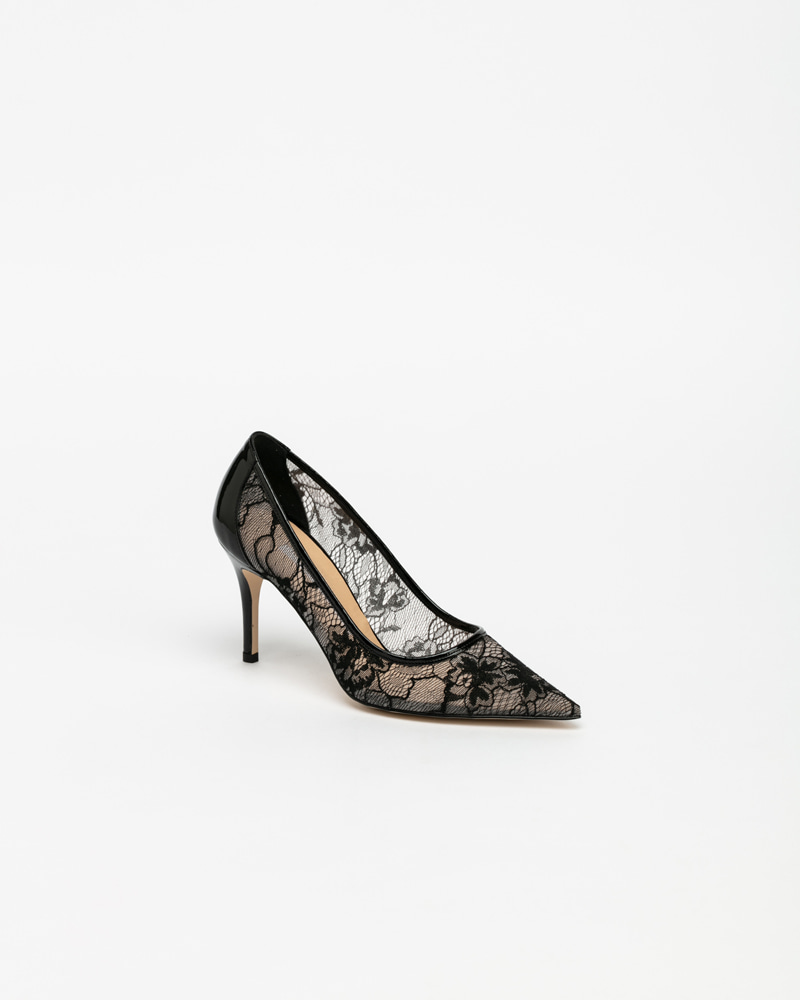 Camille Pumps in Black