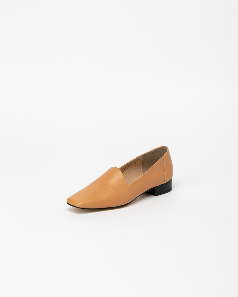 Tamara Loafers in Coral Beige