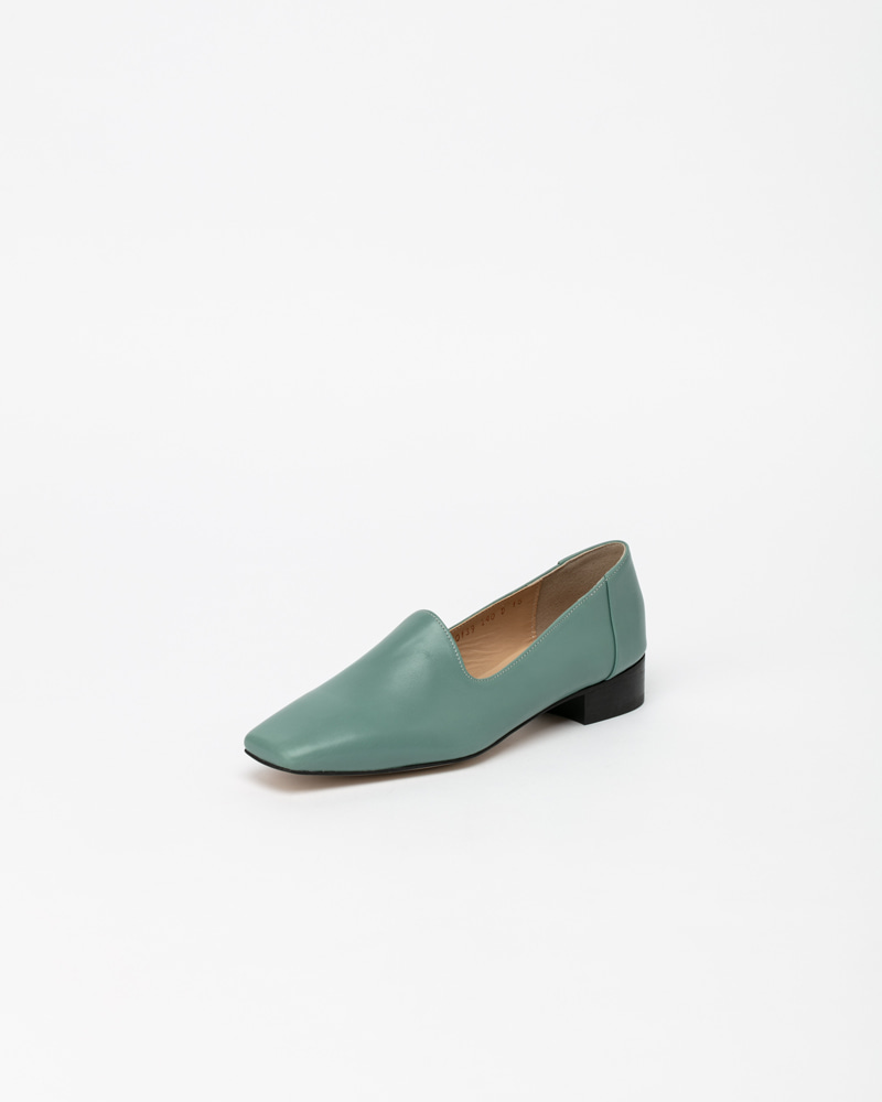 Tamara Loafers in Mint Calf
