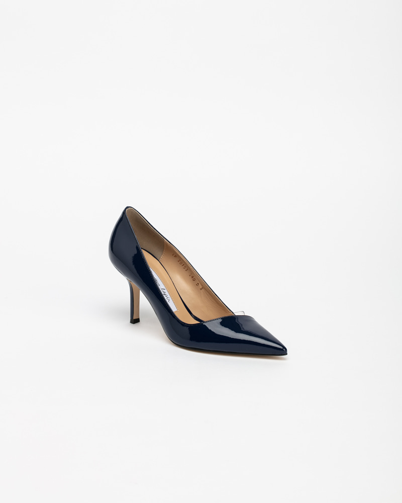 Zane Pumps in Navy