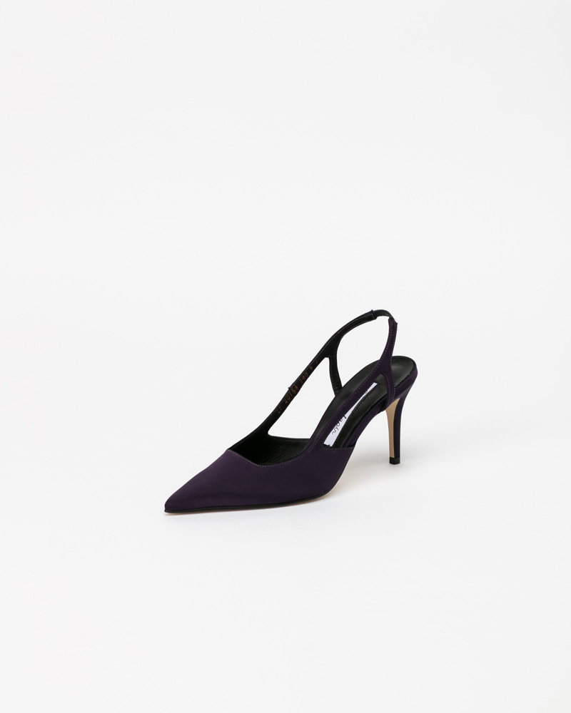 Roxanne Slingbacks in Purple