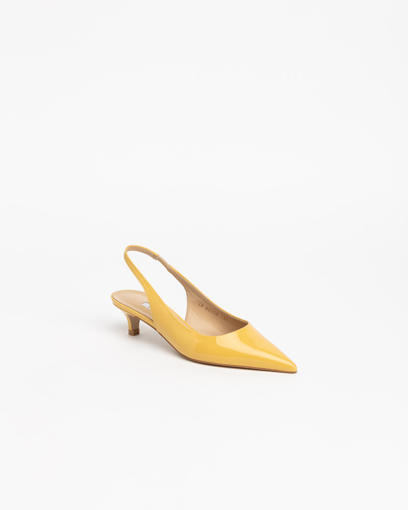 Philo Slingbacks in Yellow