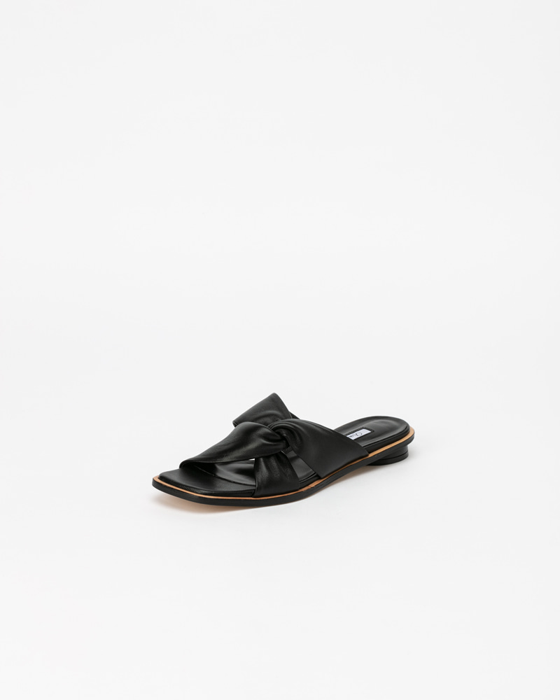 Prego Slides in Black