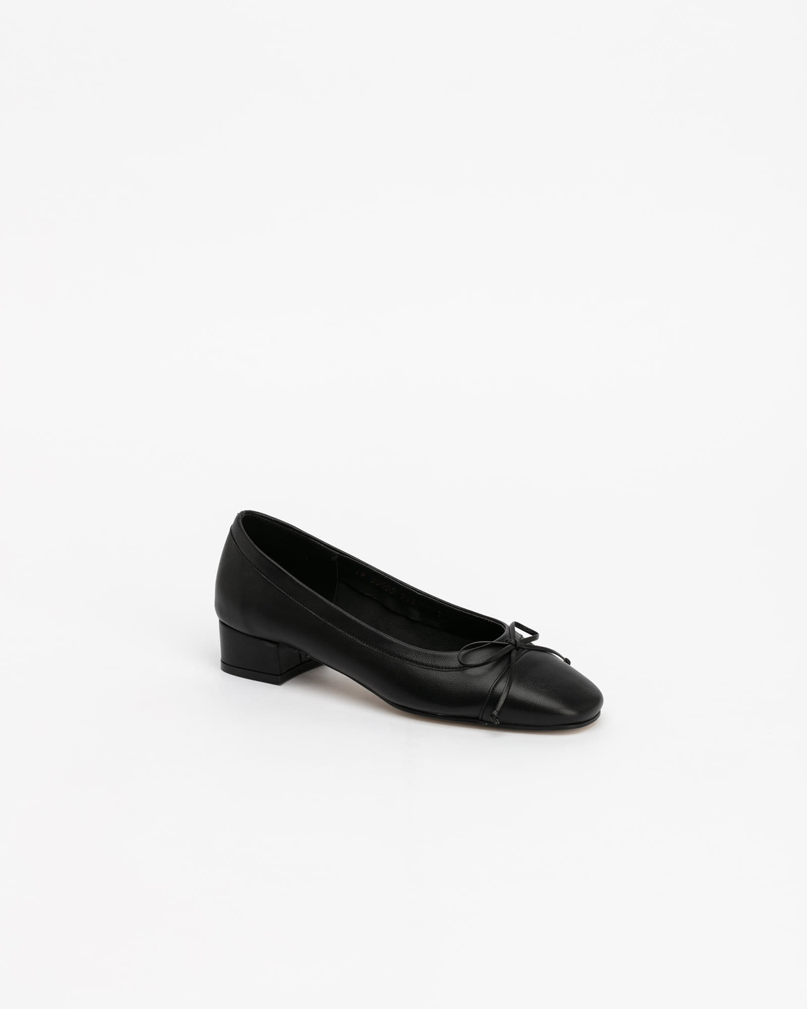 Alice Soft Ballerinas in Black