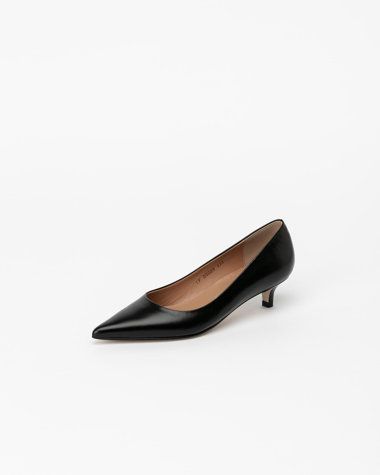 Philo Pumps in Vintage Black
