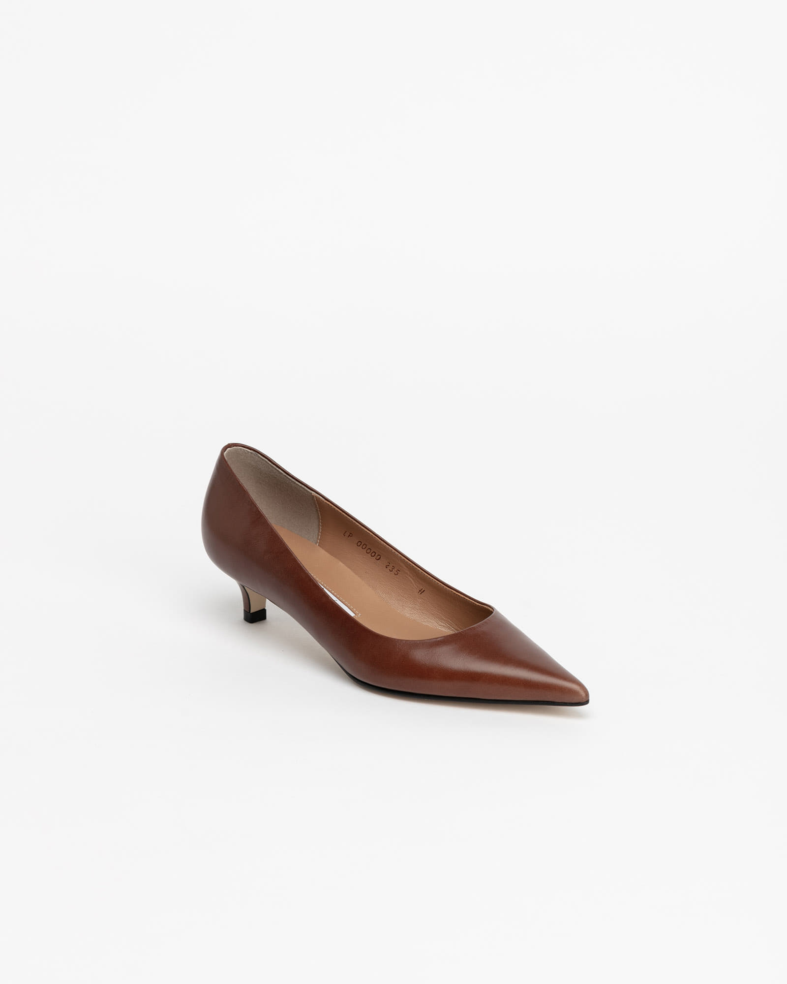 Philo Pumps in Vintage Brown
