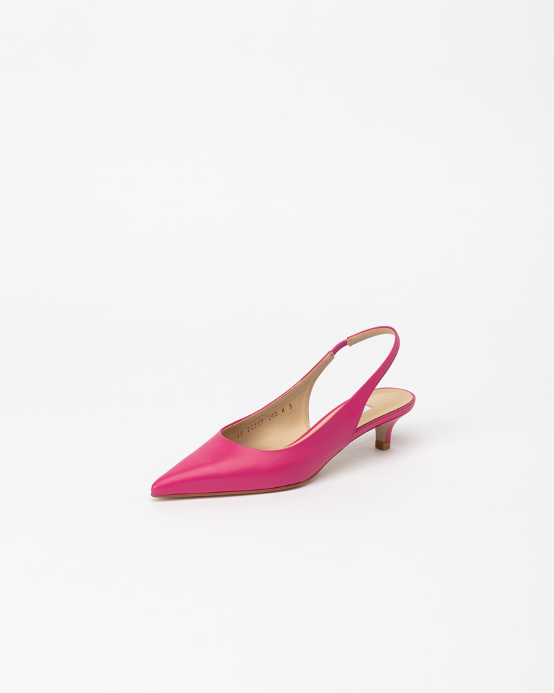 Philo Slingbacks in Rosee Pink