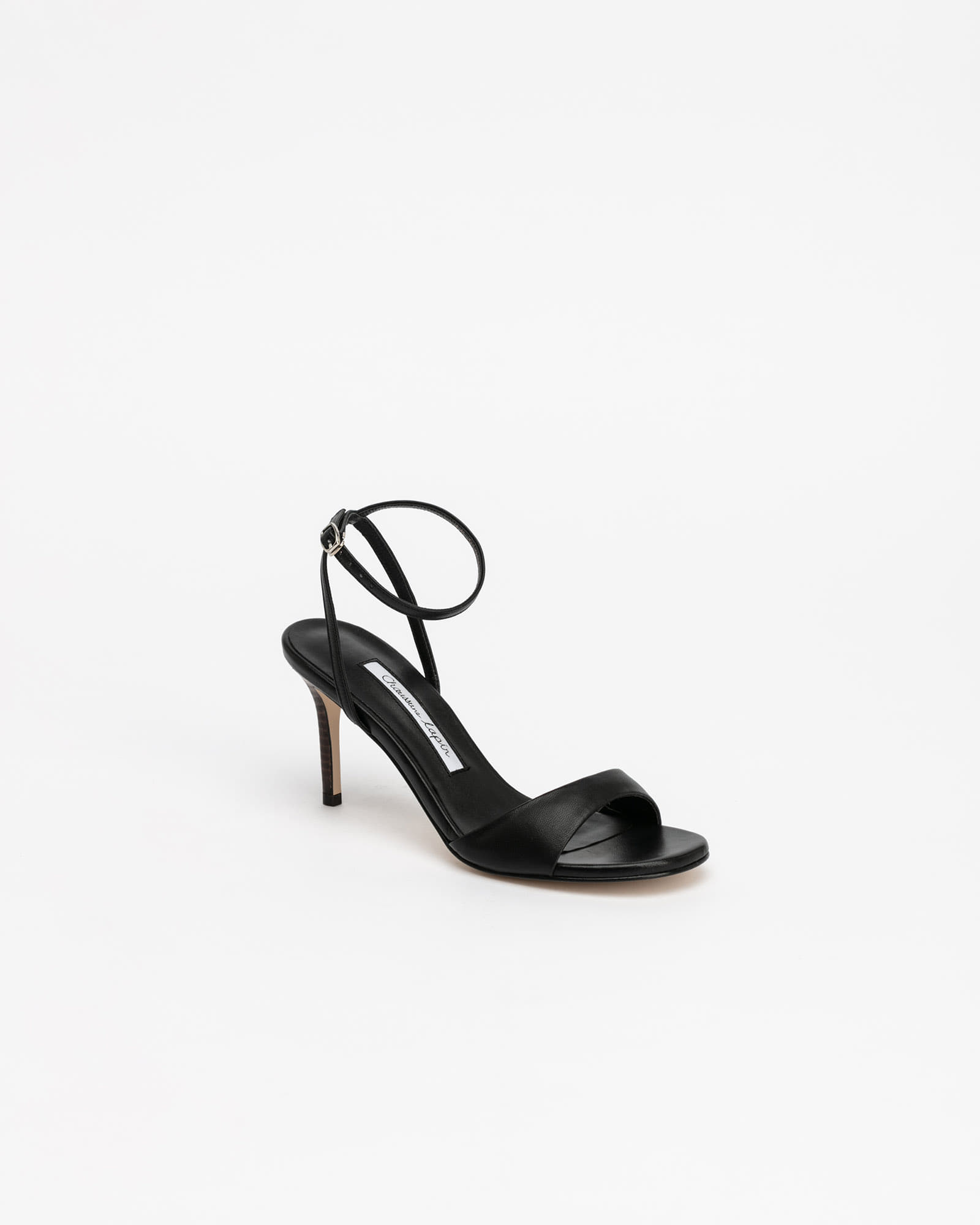 Paloma Sandals in Black