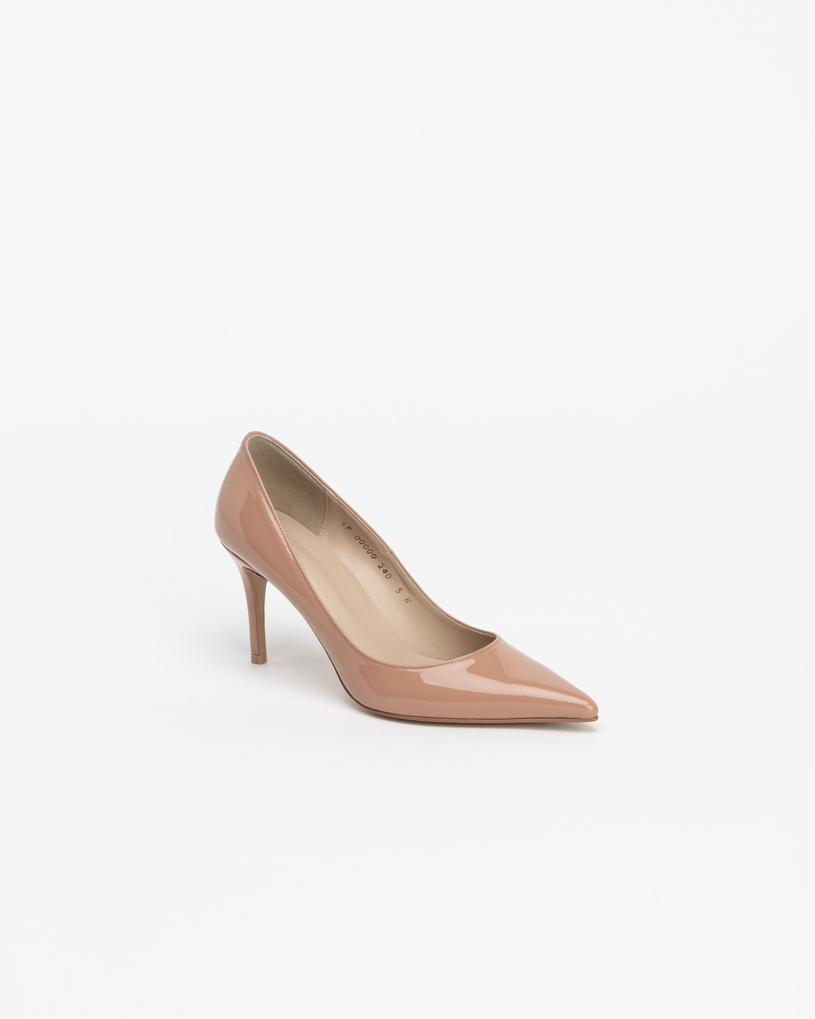 Chauffeur Stilletto Pumps in Neo Indy Pink